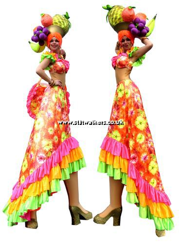 Themed Stilt Walkers for Any Event