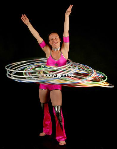Carnival Themed Hula Hoopers