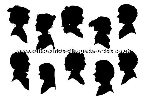 Silhouette & Caricaturists Artists